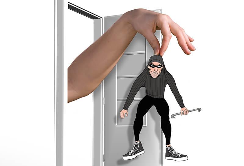 Mehr Sicherheit in Haus und Wohnung Dank Smart Home