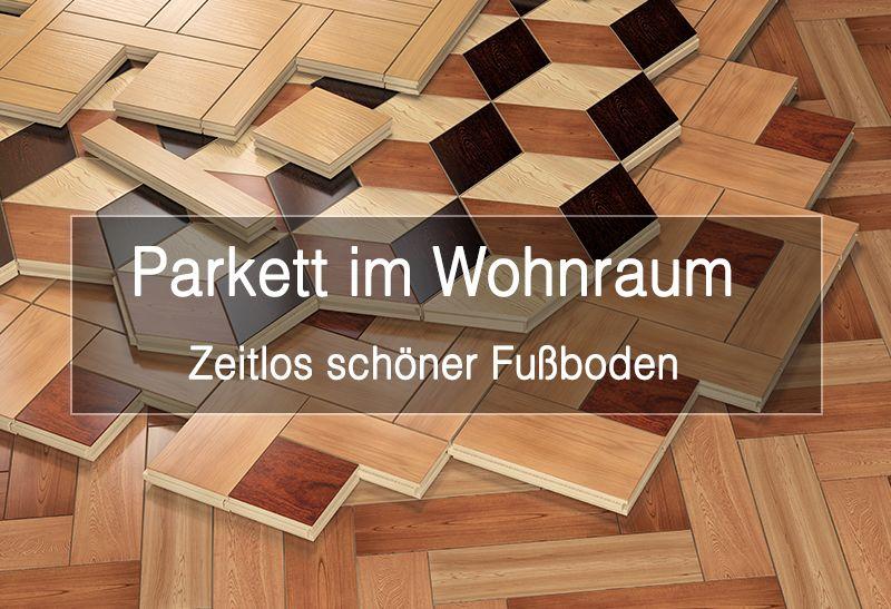 Parkett im Wohnraum_zeitlos schöner Fußboden