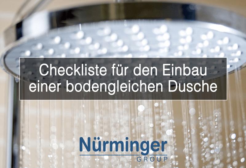 checkliste-einbau-bodengleiche-dusche