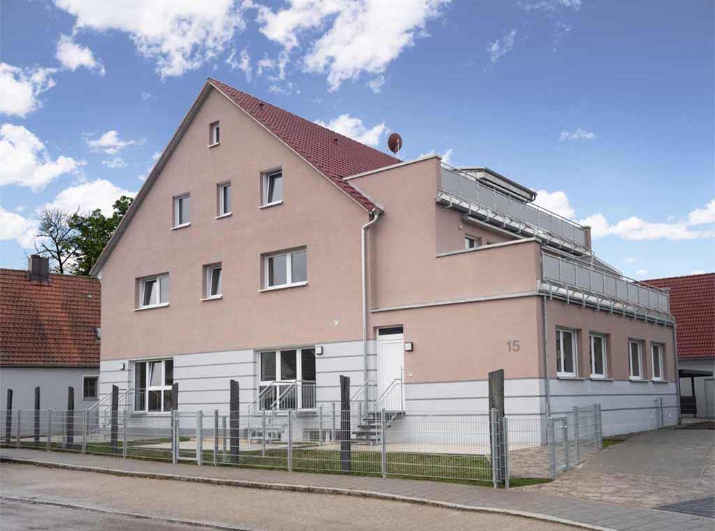 Streudorf | 14-Parteien-Wohnhaus