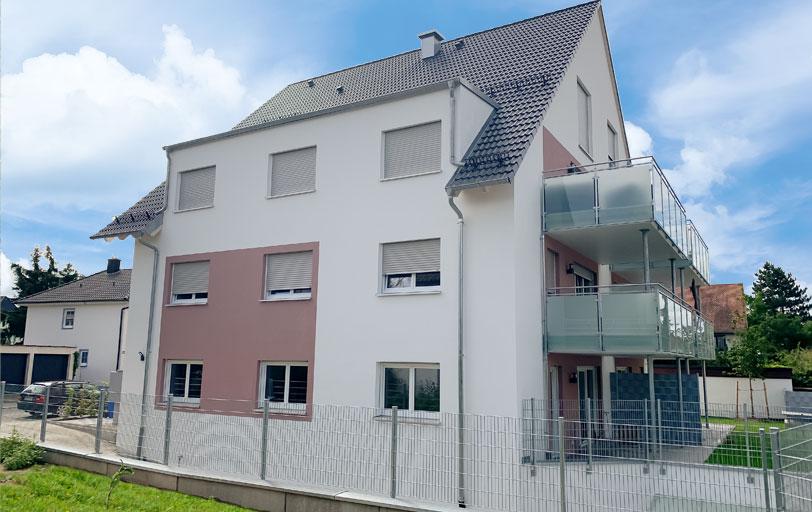 Nürminger Bauträger Immobilien, Nürnberg Reichelsdorf