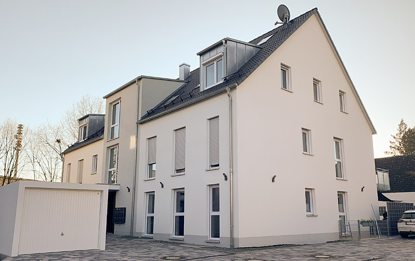 Nürminger Bauträger Immobilie in Wetzendorf