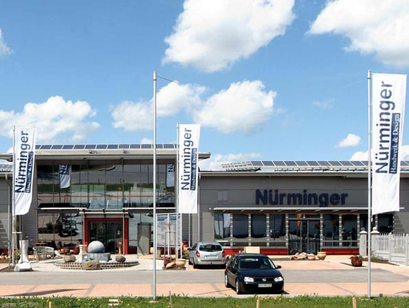 Nürminger Bemusterungszentrum Burgoberbach