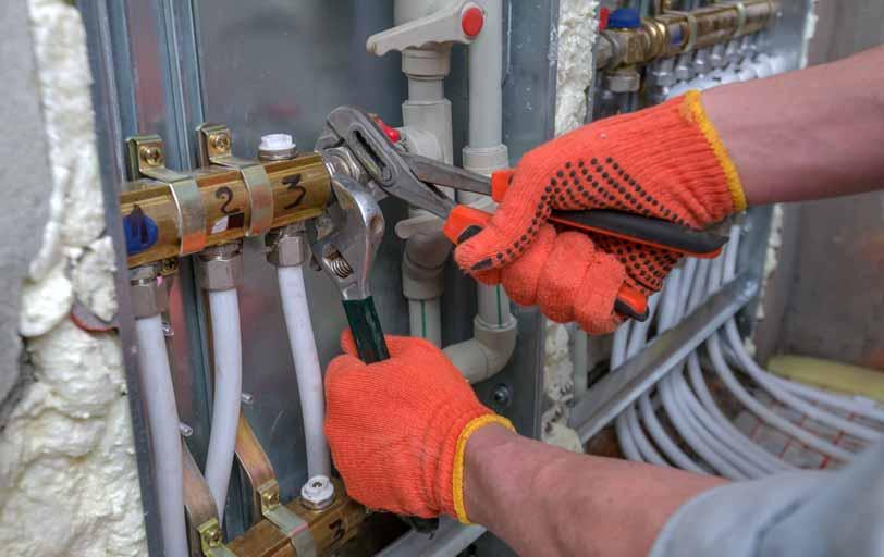 Stellenangebot Sanitär- und Heizungsinstallateur (m/w/d)