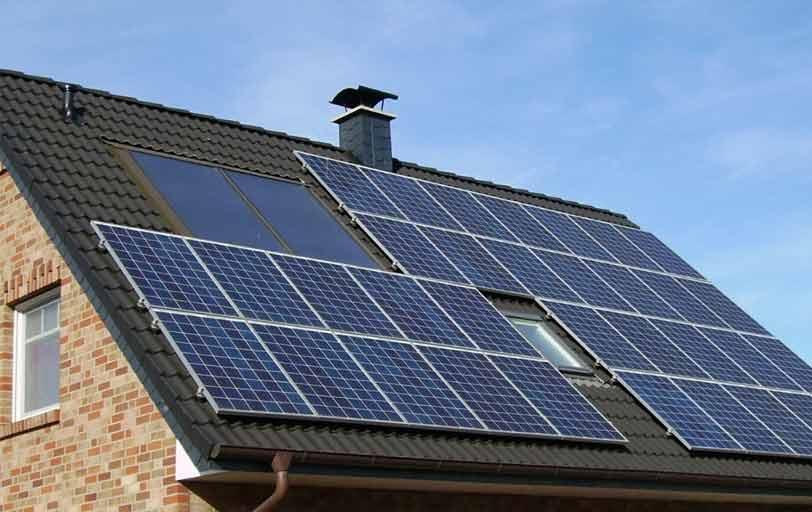 Energieeffizient Modernisieren Solarenergie