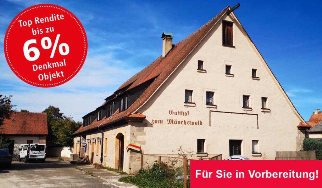 Pflegeimmobilie als Kapitalanlage in Muhr am See