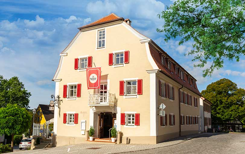 Nürminger Denkmalsanierung in Heidenheim, Mittelfranken