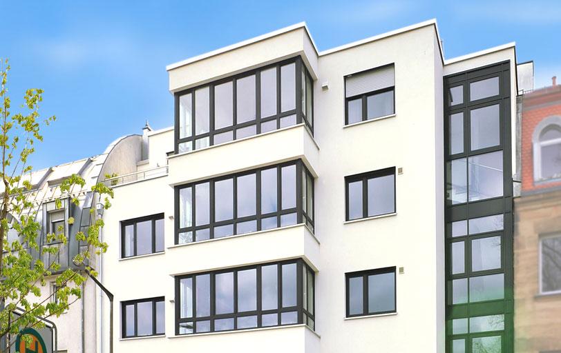 Eigentumswohnungen zwischen Fürth und Nürnberg direkt vom Bauträger