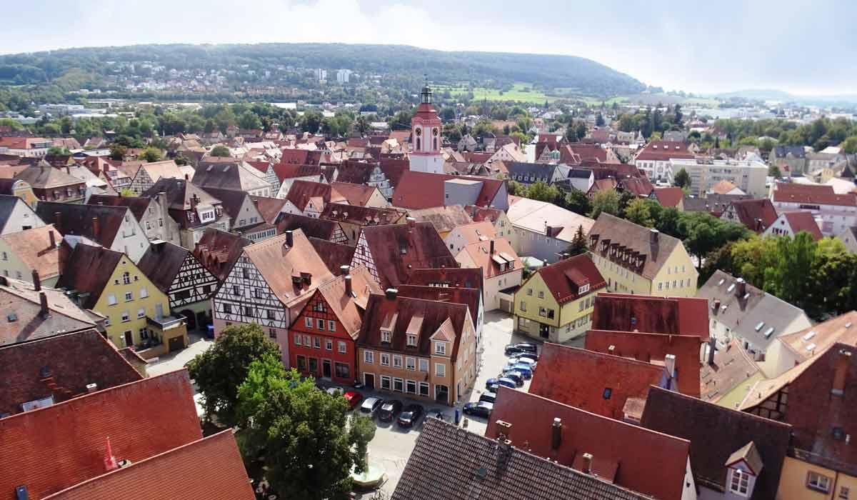 Wohnung kaufen in Weißenburg Altstadt